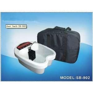 Ion Spa DETOX FOOT SPA. ION CHI FOOT BATH MASSAGE