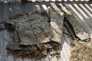 Custom Handmade Multicam Ghillie Suit Sniper USMC ARMY SOF Military