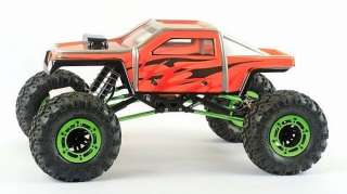 Blitz Rocker Body 1/10 Rock Crawler Truck TLT AX10 WK
