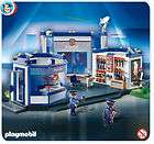 Playmobil #4264 Police Station Headquarters ALL NEW!!