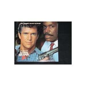Signed Leathle Weapon 2 (Mel Gibson / Danny Glover) Laser