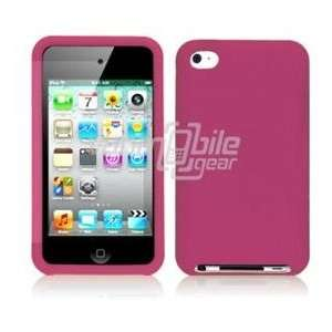 VMG Apple iPod Touch 4 4th Generation Skin Case Cover   Pink Premium 1
