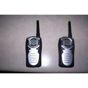 3 MILE TW0 WAY RADIOS, 22 CHANNELS (14 FRS/8 GMRS), 3 MILE