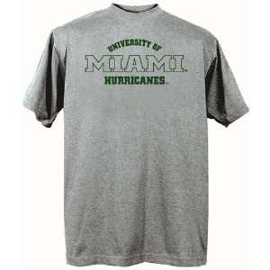 Miami Hurricanes UM NCAA Mens Short Sleeve T Shirt M