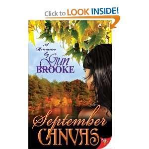 September Canvas [Paperback] Gun Brooke Books