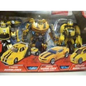 Transformers The Legacy of Bumblebee   Animated & Classic