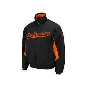 San Francisco Giants BIG & TALL Triple Peak Premier Jacket
