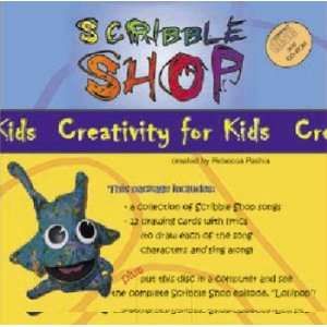 Scribble Shop Cd/ Cd Rom music and media Music