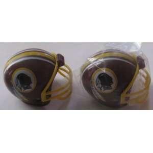 NFL Football Mini Helmets Washington Redskins Pencil Toppers Vending