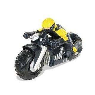 Tyco Radio Control R/C Turbo Pro Wheelie Cycle Motor Cycle