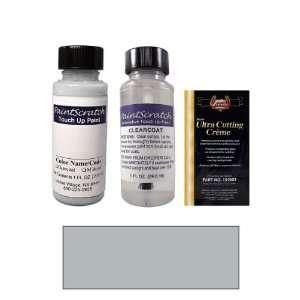 1 Oz. Dark Tarnished Silver Metallic Paint Bottle Kit for