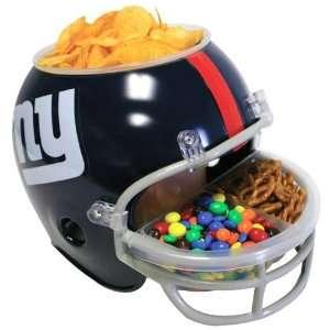 York Giants   Logo Snack Helmet, NFL Pro Football