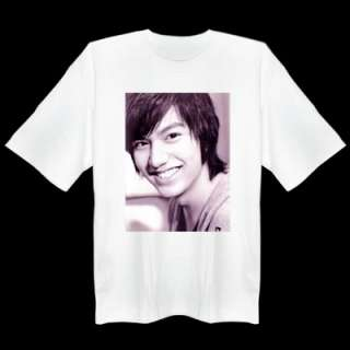 over Flowers City Hunter Actor Korean Music #1 T Shirt White
