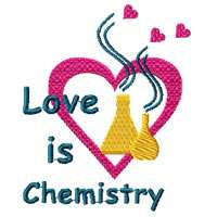Valentine HeartsLove Is Machine embroidery designs 4x4