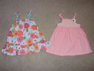 Childrens girls 5 5T 6 Gymboree shirts tank tops LOT summer EUC