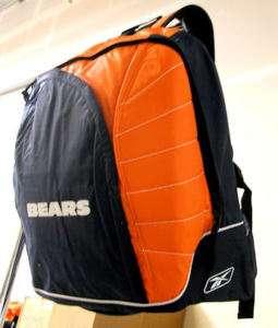 Chicago Bears NFL Backpack Bag