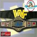 WWE 1986 World Championship Title Belt WWF New Champ