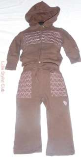 NEW CUTE BABY TODDLER GIRLS WINTER CLOTHES FULL 2PC OUTFIT.RRP $24 $32