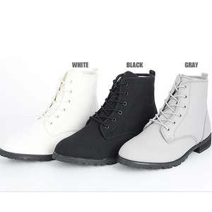 7SH59) Mens Casual String High Top Walkers Shoes 3 COLORs