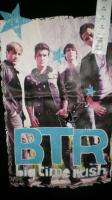 New Big Time Rush T Shirt Shirt Top 7 8 Girls NICKELODEON