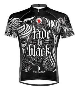 SALE Fade To Black Beer Jersey Primal Wear XL bicycle bike Mens short