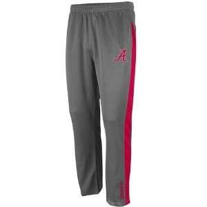 Alabama Crimson Tide Bama Mens Warm Up Workout Pants
