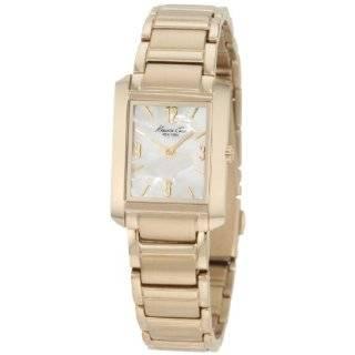 Anne Klein Womens 10 5404CHGB Gold Tone Dress Watch Anne Klein