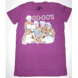 Gos Rocker Retro Rock Chaser Tee Shirt Womens Large