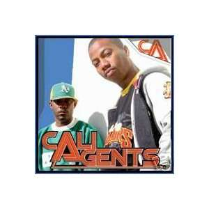 Sharp / Cali Nights: Cali Agents: Music