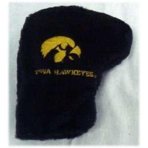 Iowa Hawkeyes Golf Putter Cover
