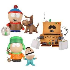 South Park Classics Series 2 Action Figures Case Of 12