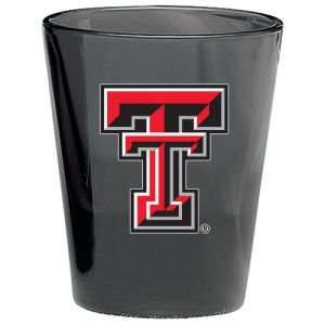 Texas Tech Red Raiders 2oz Collector Glass Black Sports