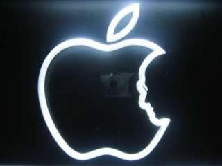 Apple Logo Steve Jobs Beer Bar Pub Store Light Sign Neon B548 NEW