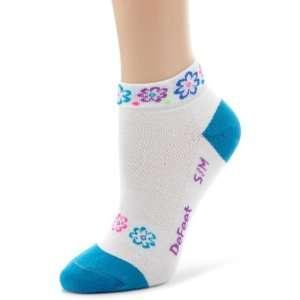 DeFeet Womens Speede Austin Flowers Sock Sports