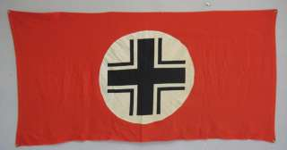 Authentic WWII German Flag