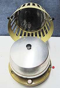 VINTAGE COLEMAN CATALYTIC HEATER 5000 8000 BTU Model 515A