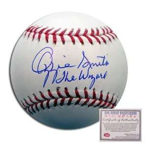 Ozzie Smith St Louis Cardinals MLB Hand Signed Rawlings MLB Baseball