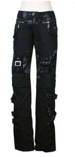 unisex rock fashion visual kei Japan trousers pants S M L XL XXL free
