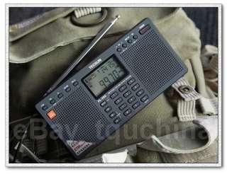 PL 390 DSP FM MW LW AM SW SHORTWAVE TECSUN STEREO PORTABLE RADIO