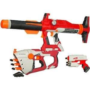 Hasbro Nerf N Strike Basic Blaster (3 Blasters in 1) Toys