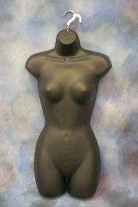 Manequin Mannequin Manikin Torso Form #FP 119BK 1pc