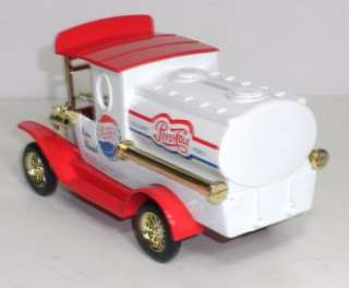 PEPSI COLA 100 YEAR CELEBRATION TRUCK DELIVERY BANK NIB