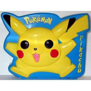 Pikachu Storage Box   1999 Rose Art: Toys & Games