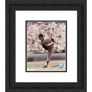 Framed Gaylord Perry San Francisco Giants Photograph