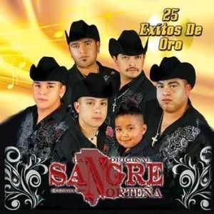 25 EXITOS DE ORO SANGRE NORTENA DE OJINAGA CHIH Music