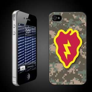 Military Divisions iPhone Case Designs 25th Infantry Division
