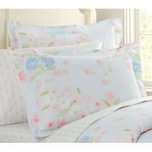 New Pottery Barn Teen Camilla Floral Twin Quilt