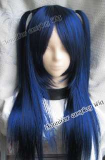 Clannad Ichinose Kotomi Cosplay Wig Costume 80Cm
