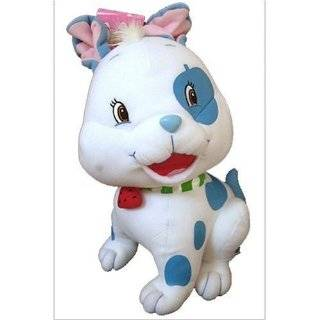 Strawberry Shortcake Character Jumbo Pupcake Plush Toy