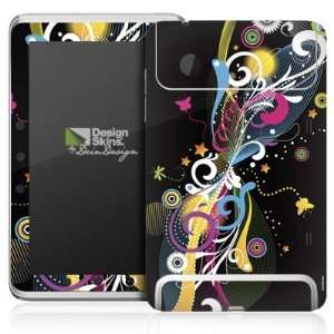 Design Skins for HTC Flyer   Color Wormhole Design Folie